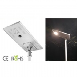 All In One Solar LED Street Light (Premium)
